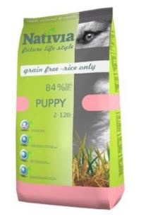 Nativia Dog Puppy 15kg