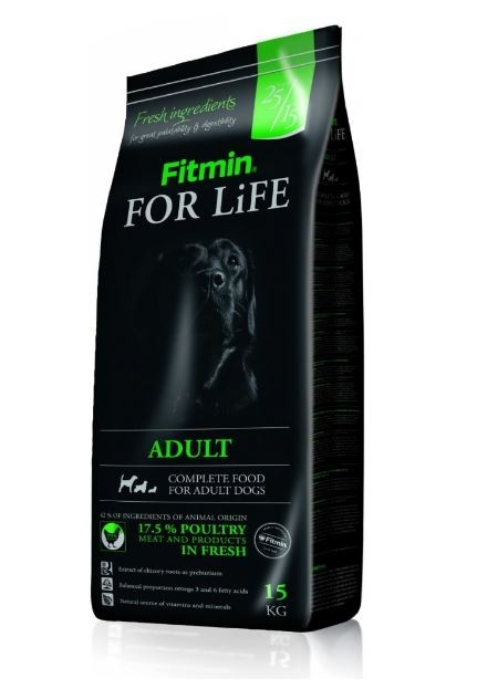 Fitmin adult all breeds 15kg