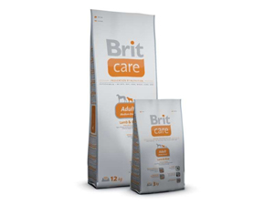 Brit Care Adult Medium 12kg Lamb&Rice