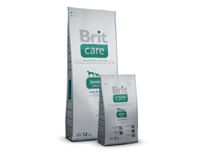 Brit Care senir all breed 12kg