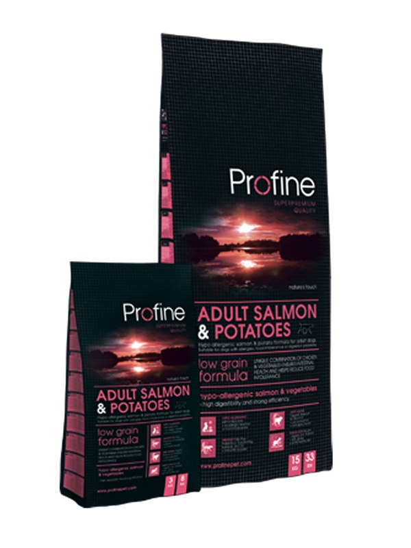 PROFINE Adult Salmon & Potatoes 15kg