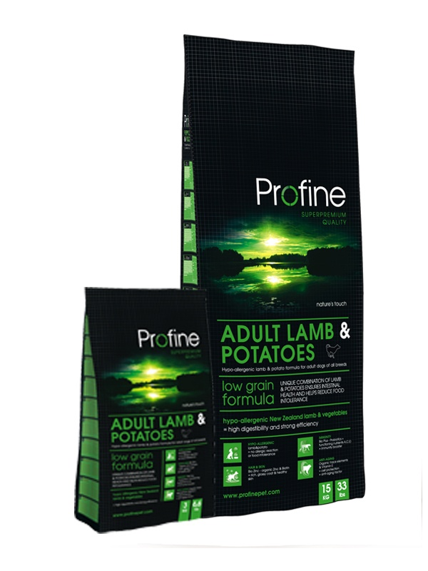 PROFINE Lamb & Potatoes 3kg