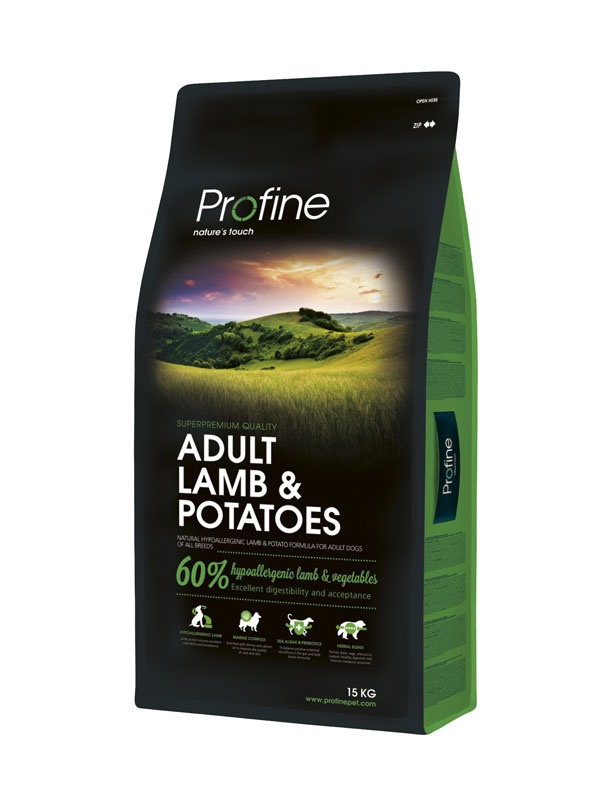PROFINE Adult Lamb & Potatoes 15kg