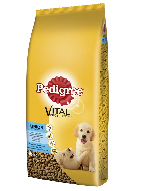 PEDIGREE Dog Junior 15kg