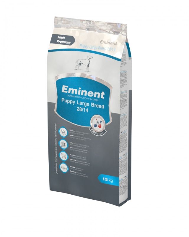 Eminent Dog Puppy Large Breed 15Kg + 3Kg