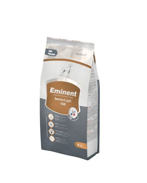 EMINENT DOG Senior/Light 3kg
