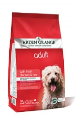 ARDEN GRANGE Adult Chicken/Rice 12kg