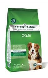 ARDEN GRANGE Adult Lamb/Rice 12kg