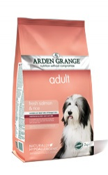 ARDEN GRANGE Adult Salmon/Rice 12kg