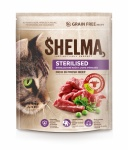 SHELMA cat sterilised beef dry 750g/ BEZ OBILNIN