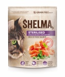 SHELMA cat sterilised salmon  dry 750g/ BEZ OBILNIN
