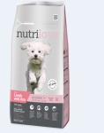 NUTRILOVE Dog Lamb and rice Adult Small 8kg
